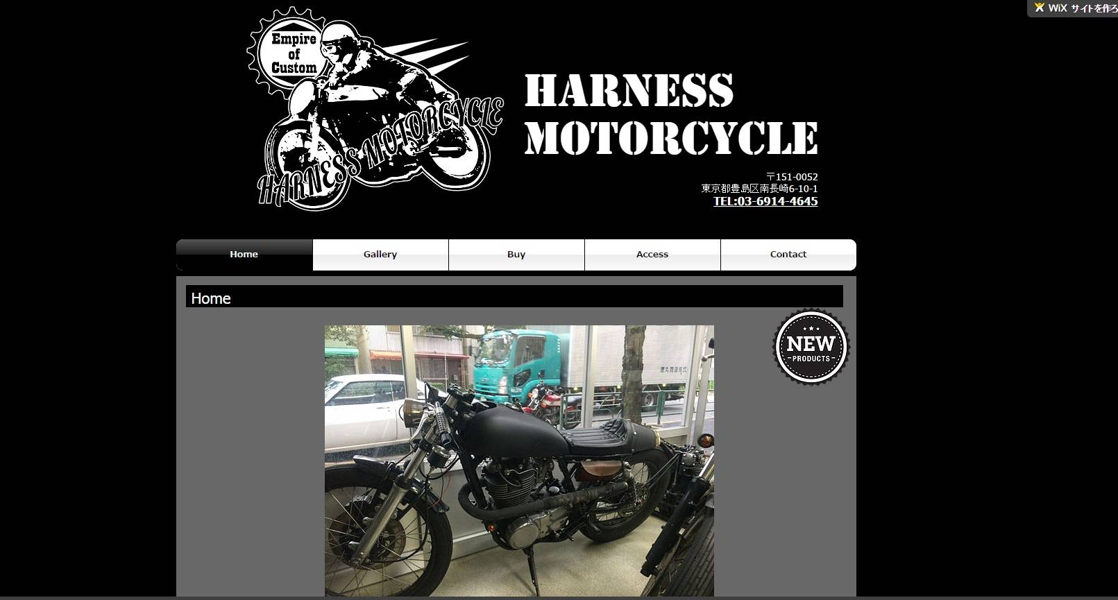 HARNESS MOTOR CYCLE
