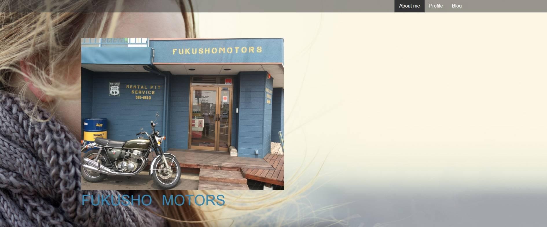 FUKUSHO MOTORS