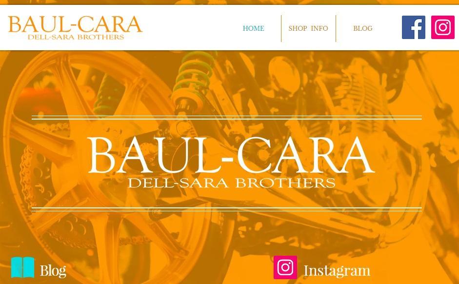 BAUL−CARA バールカーラ DELL−SARA BROTHERS