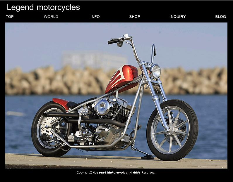 Legend motorcycles