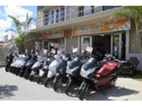 バイクショップロミオ 沖縄店