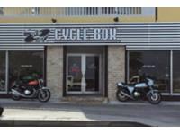 沖縄県のバイクショップならサイクルBOX