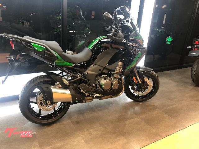 カワサキ Versys 1000 SE 2021年モデル スカイフックの画像(岡山県