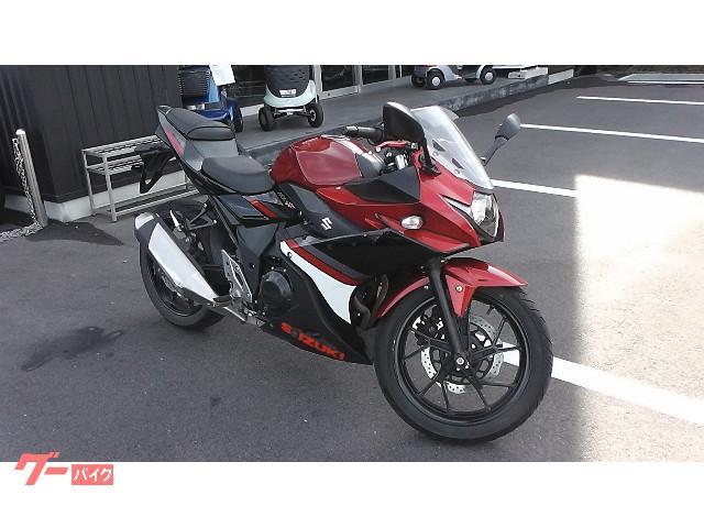 スズキ GSX250R ABSの画像(岡山県