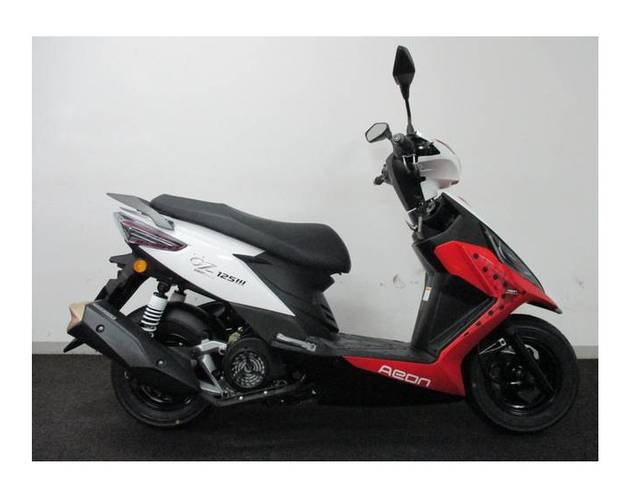 A MOTOR OZ125