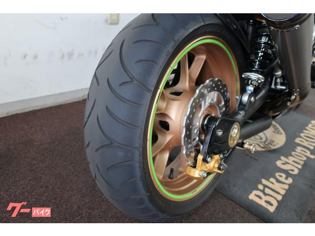 タイヤはまだ一度も交換していません!
