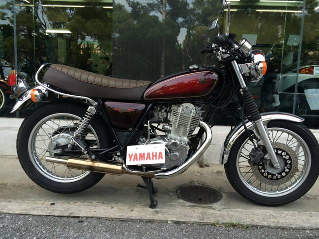 ヤマハ SR400 25thアニバーサリーLTD