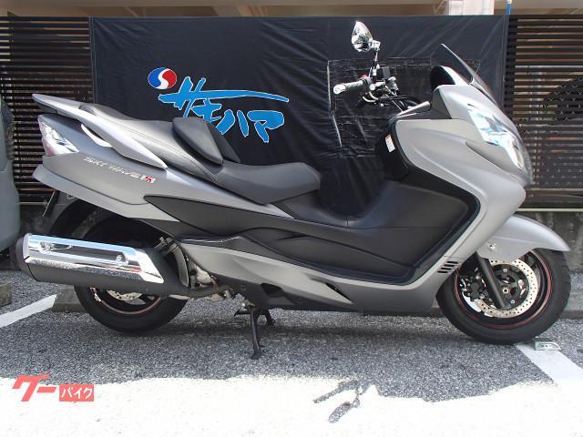 スズキ スカイウェイブ400 タイプS