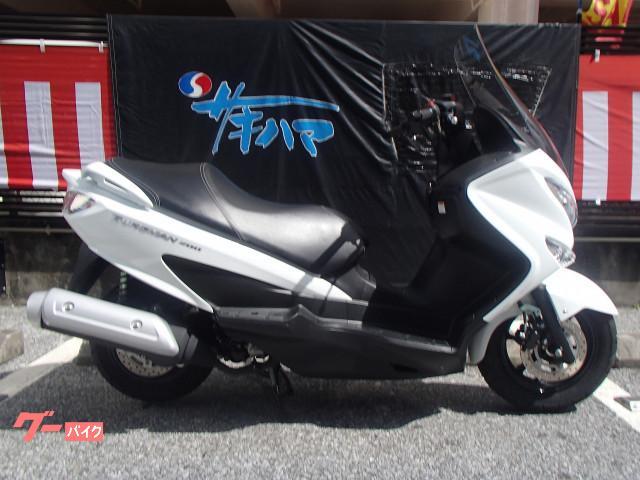 スズキ バーグマン200