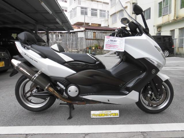 ヤマハ TMAX10th Anniversary WHITEMAX