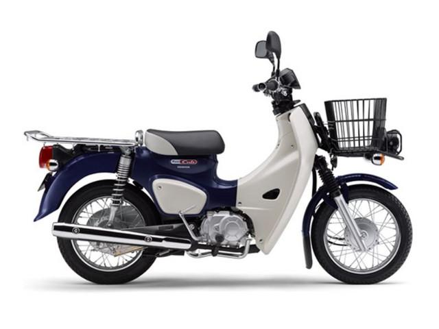 ホンダ スーパーカブ50プロ