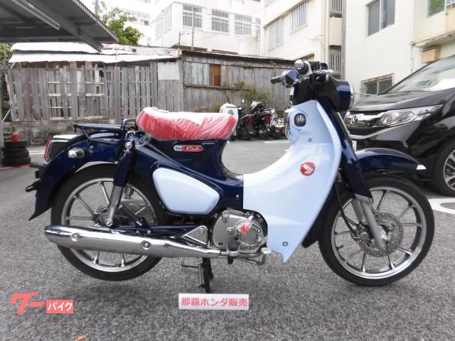 ホンダ スーパーカブC125