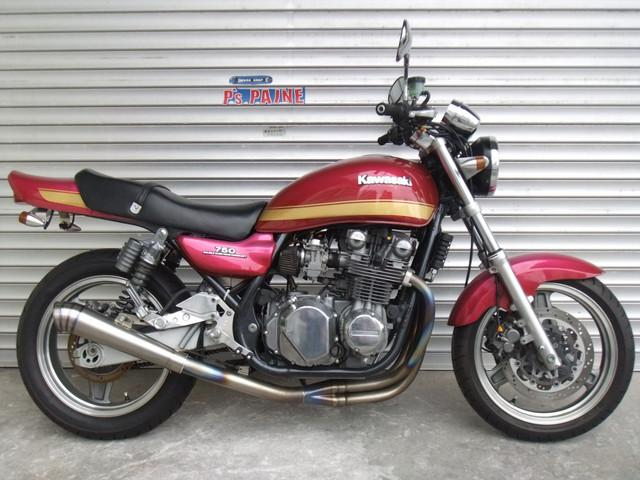 カワサキ ZEPHYR750