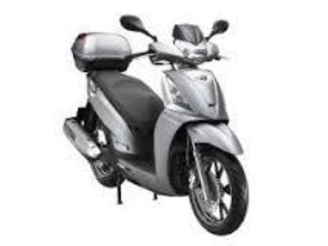 KYMCO Tersely GT125i 2017年 日本国内正規モデル