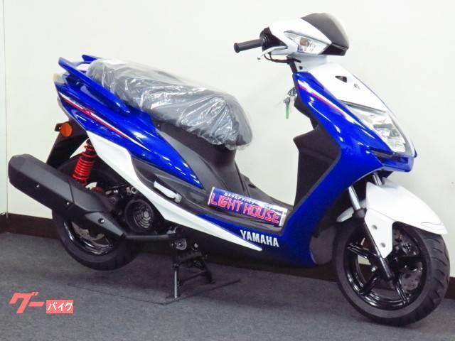 ●メーカー保証付 日本国内正規モデルのシグナスSRは 全て 台湾 ヤマハ工場で製造しております●