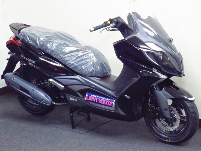 KYMCO Newダウンタウン125i ABS フルパワー仕様 日本国内正規モデル