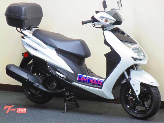 ヤマハ シグナスX SR 政府認証マフラー リヤBOX 日本国内モデル