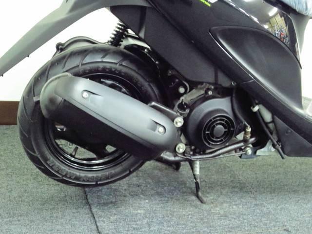 ●省燃費の4サイクル50ccエンジンを搭載●
