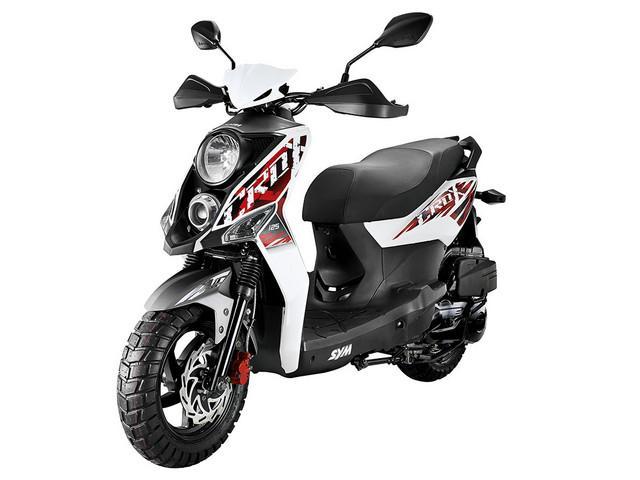 ●バイクの盗難が多発する沖縄だから 当店なら 安心の防犯アラームをサービスしております●