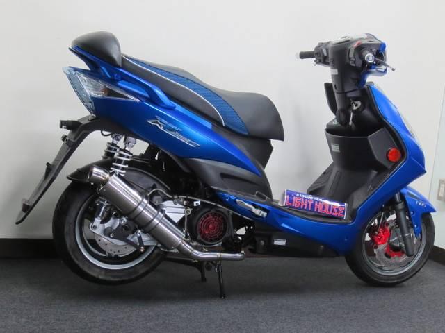 ●カスタム依頼は当店でバイクを販売した お客様のみ受付します●パーツだけの販売も不可●