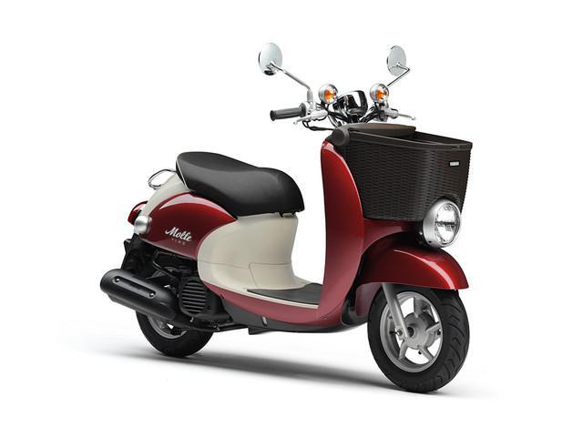 ヤマハ ビーノモルフェ 2017年モデル 水冷4サイクル インジェクション