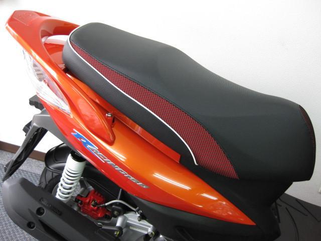 ●150ccモデル専用のカラーシート●