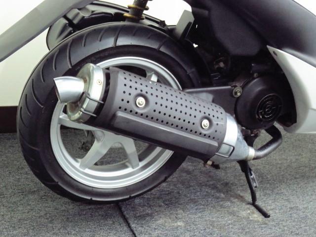 規制前の7、2馬力 2サイクル フルパワー50ccエンジンを