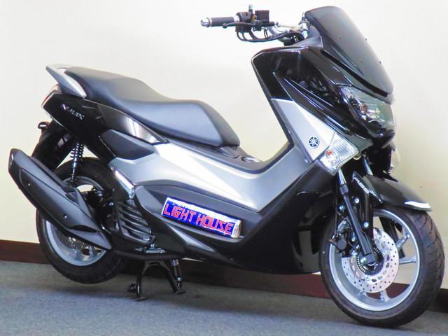 ● 日本国内正規モデルのNMAX1は、全て インドネシアのヤマハ工場で製造しております ●