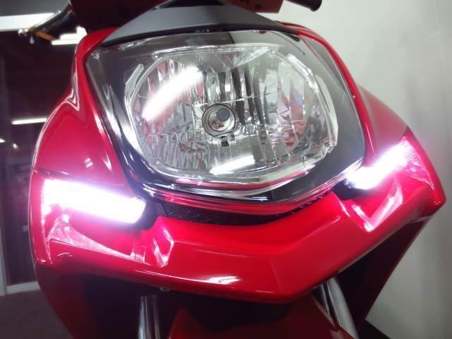 ●新作ヘッドランプリフレクター&フロント導光タイプLEDポジションランプ●