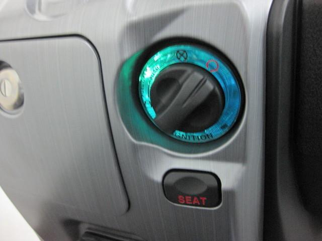 ●125ccクラスのビックスクーターでは唯一のスマートキーを採用しています●