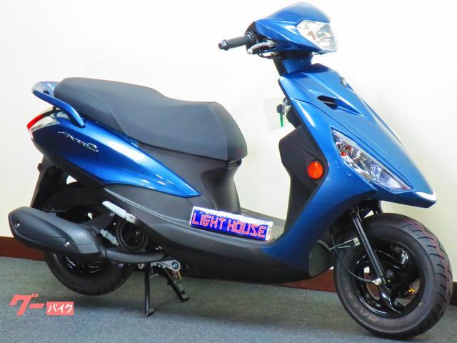 ヤマハ AXIS Z  ブルーコアエンジン 日本国内正規モデル