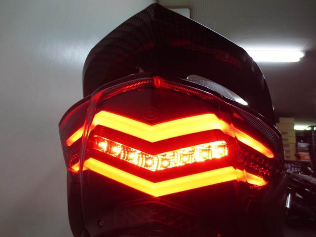 ●168R専用のネオンチューブ式LEDテールライト●