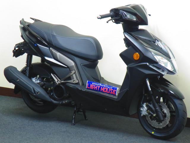 KYMCO レーシング150Fi 2018年 日本国内正規モデル Noodoe搭載