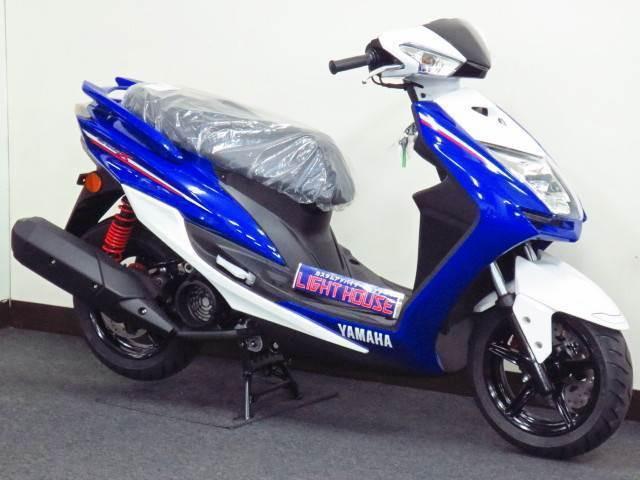 ●メーカー保証付 日本国内モデルのシグナスXは 全て台湾ヤマハ工場で製造しています●