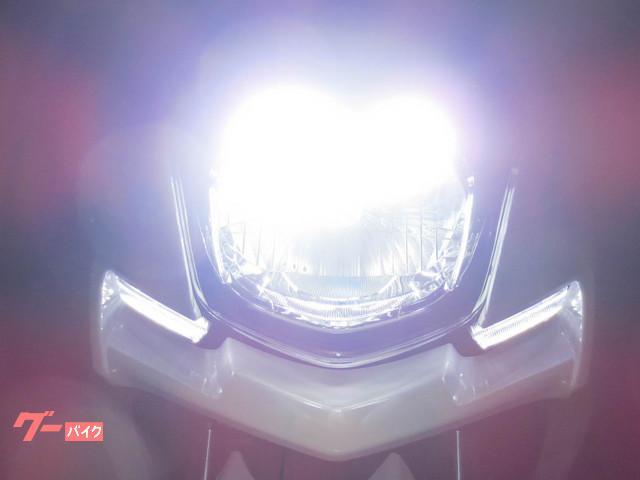 ●2019年モデル 新型シグナス発売に伴い 現行モデルに限り LEDヘッドライトをサービス●