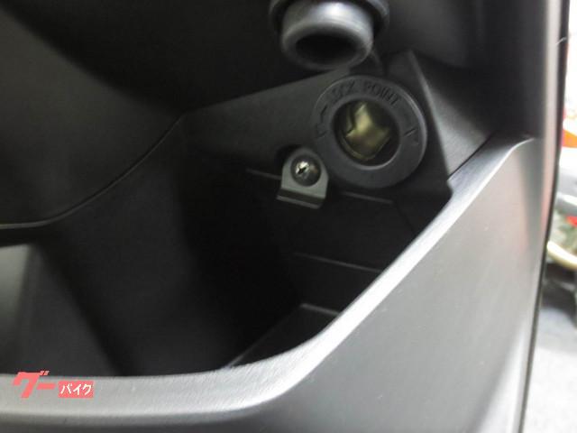 ●便利なシガーライターソケットが新採用になりました