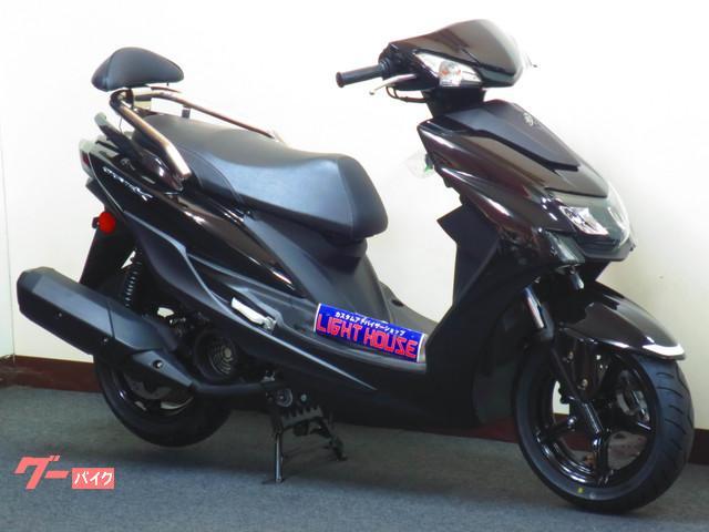 ヤマハ シグナスX SR バックレスト付タンデムバー LEDヘッドライト DCソケット