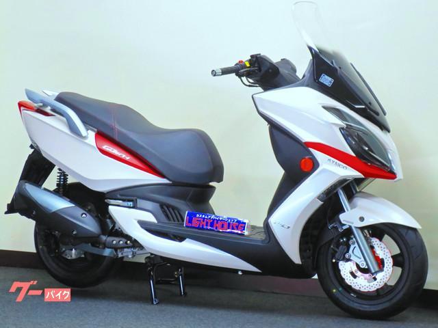 KYMCO G−DINK250 フルパワーモデル ABS フラットステップ