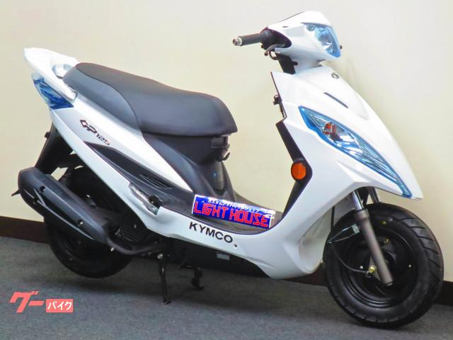 KYMCO GP125i 日本国内正規モデル LEDヘッドライト 30LリヤBOX付