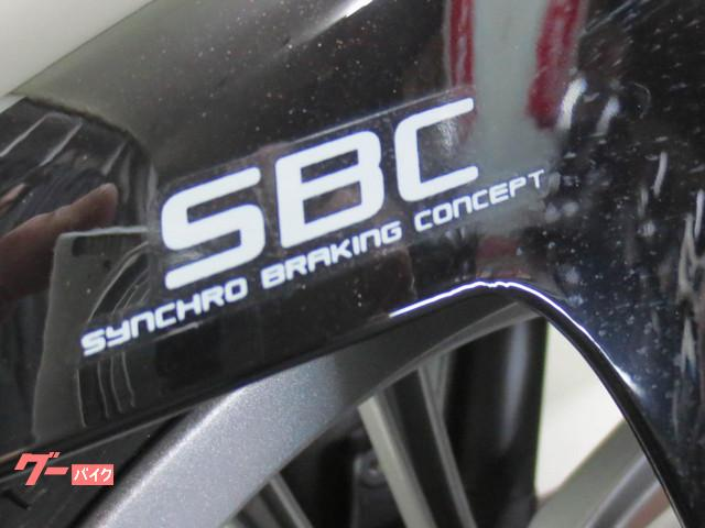 SBC コンビネーション連動ブレーキ