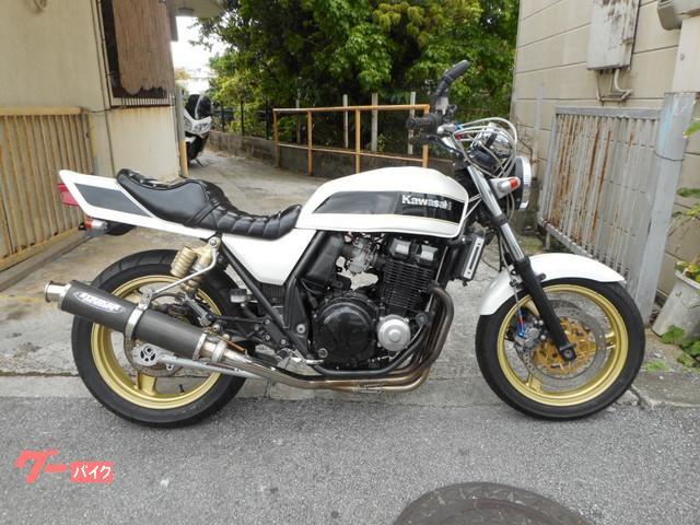 カワサキ ZRX400−II