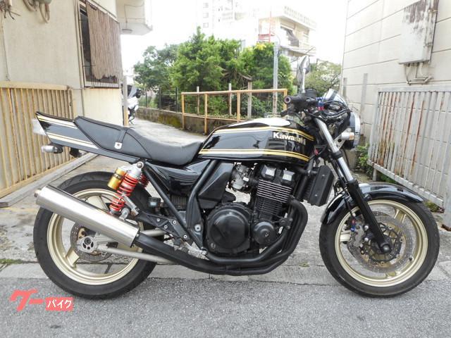 カワサキ ZRX400−II物件画像