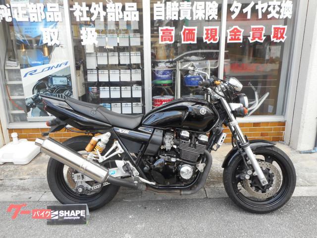 ヤマハ XJR400R物件画像