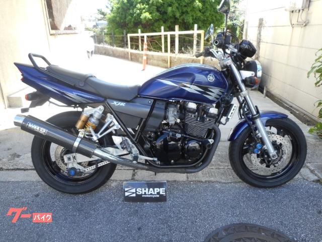 ヤマハ XJR400R