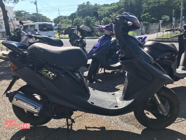 ヤマハ スーパーJOG ZR 2サイクル 3YK