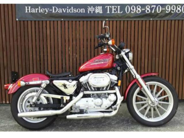 HARLEY−DAVIDSON XL883H