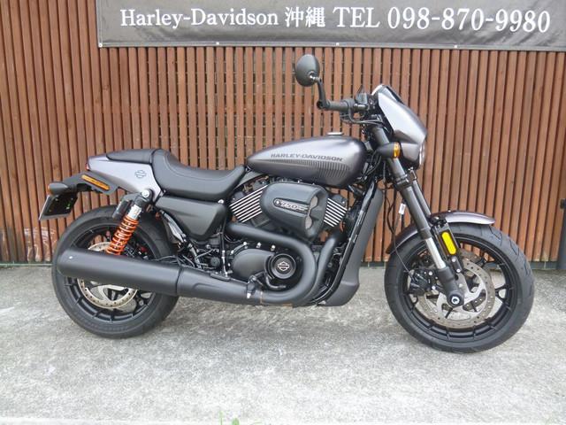 HARLEY−DAVIDSON XG750A ストリートロッド