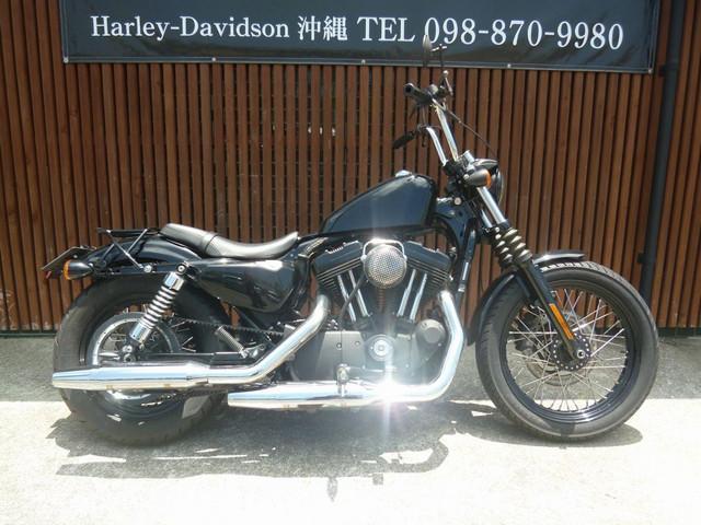 HARLEY−DAVIDSON XL1200N ナイトスター