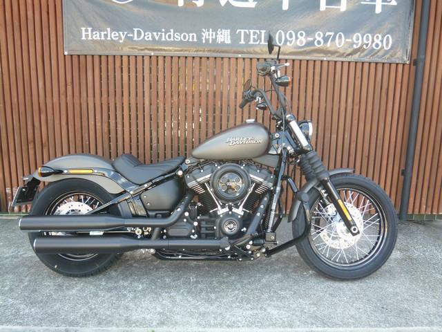 HARLEY−DAVIDSON FXBB ソフテイルストリートボブ