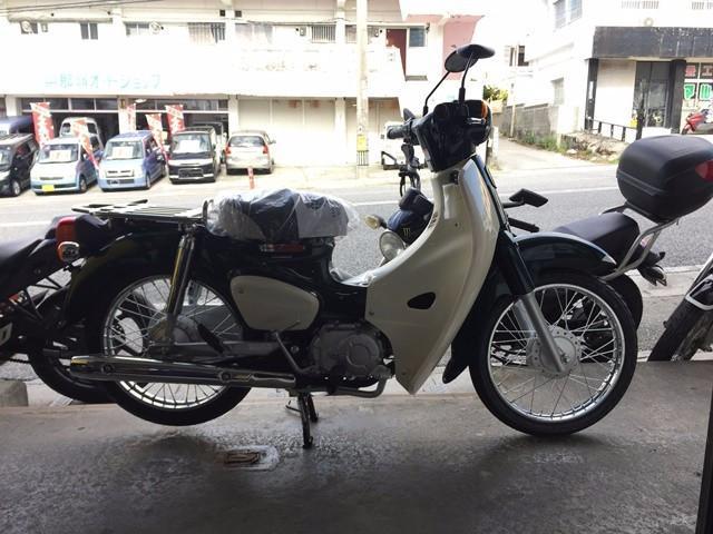 ホンダ スーパーカブ100